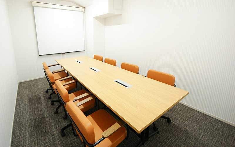 8名用会議室【優待サービス対象施設】